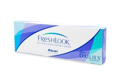 Freshlook ONE-DAY Colors 10 Pack